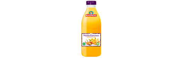 Jus Multifruits Andros