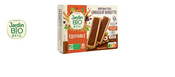 Les biscuits Jardin BiO