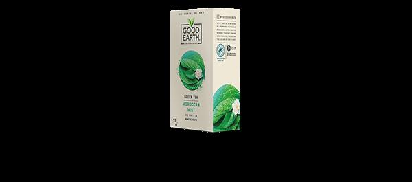 Green Tea Moroccan Mint