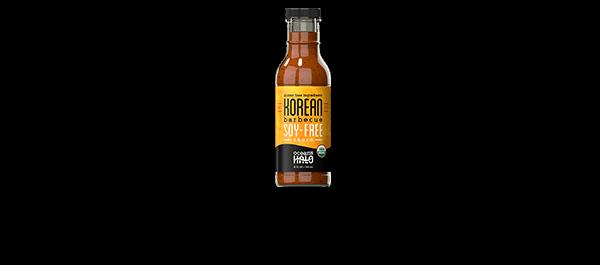 Organic Korean BBQ Soy-Free Sauce