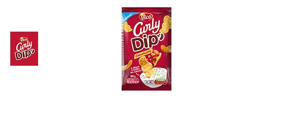 Curly Dip'