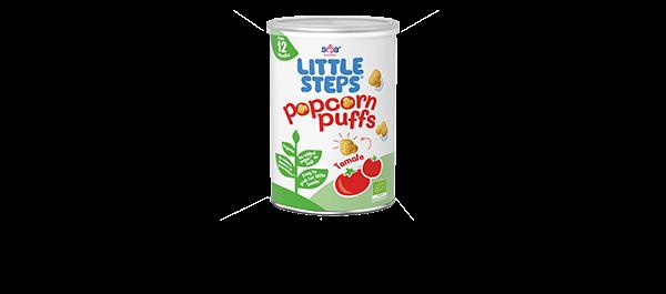 LITTLE STEPS® Tomato Puffs