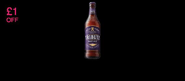 Tribute Pale Ale