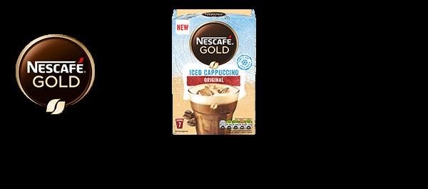 Nescafé Gold Iced Range