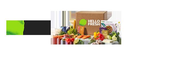 La Box repas HelloFresh