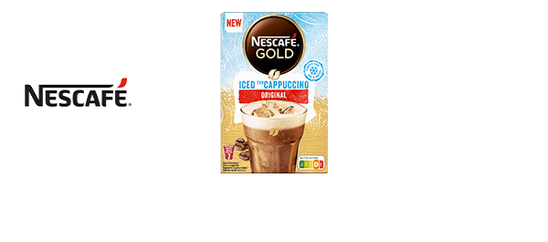 Nescafé Gold Iced