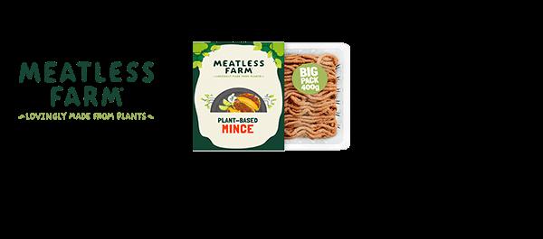 Meatless Farm Plant-Based Mince