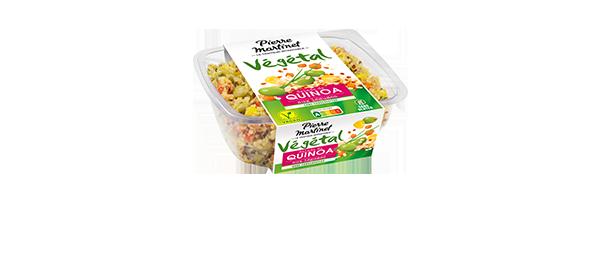 Les salades « Végétal » et « Veggie »