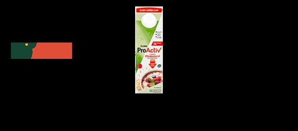 Flora ProActiv Skimmed Milk