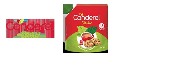 Gamme Canderel Stevia*
