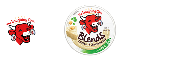 The Laughing Cow Blends Chickpeas