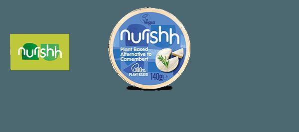 Nurishh Plant-Based Camembert