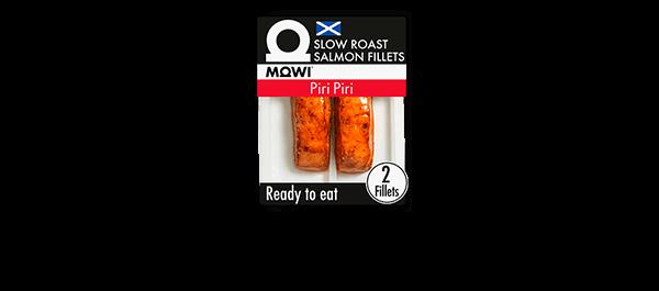 MOWI Piri Piri Slow Roast Salmon 180g