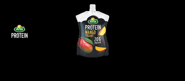 Arla Protein Yogurt Pouch