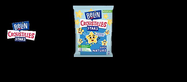 Belin Croustilles Stars