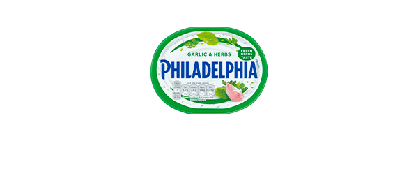 Philadelphia Garlic & Herbs
