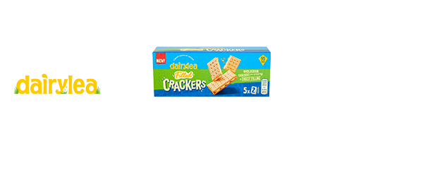 Dairylea Filled Crackers Snack