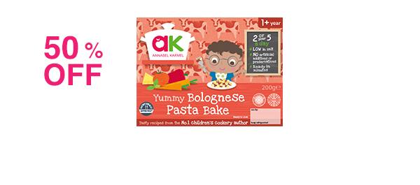 Yummy Bolognese Pasta Bake