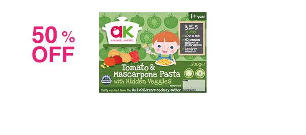 Tomato & Mascarpone Pasta