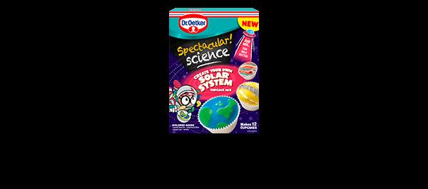 Solar System Cupcake Mix