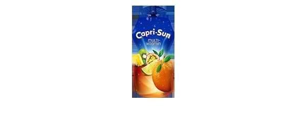 Capri-Sun Multivitamin Poche 33cl