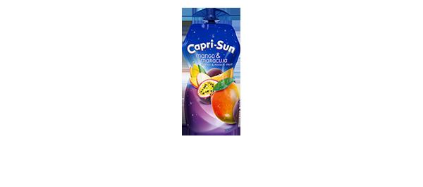 Capri-Sun Mangue Passion Poche 33cl