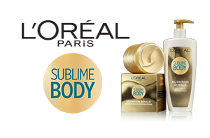 Sublime Body Hydratant Corps