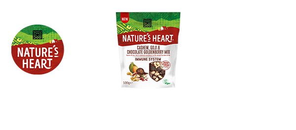 Nature's Heart Immune System Mix