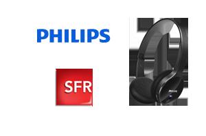 Casque Philips Bluetooth