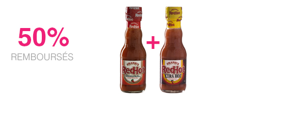 Sauces Frank's RedHot