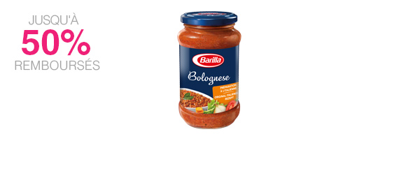 Sauces Rouges Barilla
