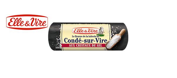 Beurre de la laiterie de Condé-sur-Vire