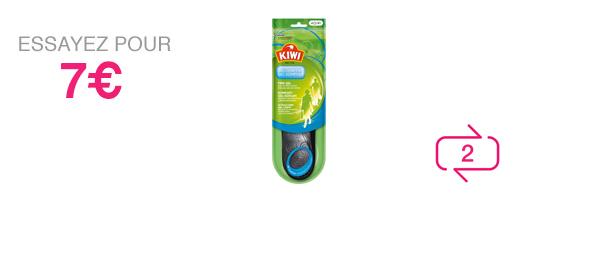 Kiwi® Semelles Fine Gel
