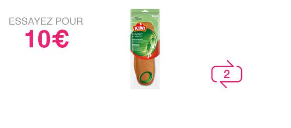 Kiwi® Semelles Ergonomique