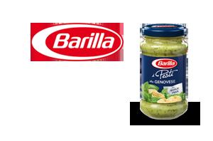 Les Pesti Barilla