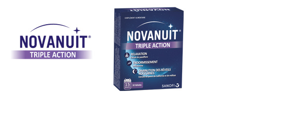 Novanuit® Triple Action