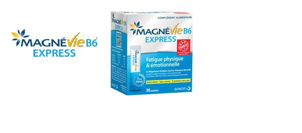 MAGNEVie B6® EXPRESS