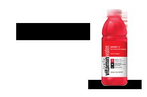 Eau vitaminée vitaminwater