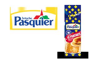 Brioche Pasquier Pancakes