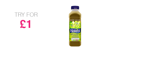 Green Machine 450ml juice smoothie