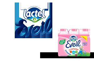 Lactel Eveil Croissance lait entier