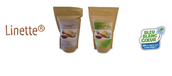 Farine de lin Linette