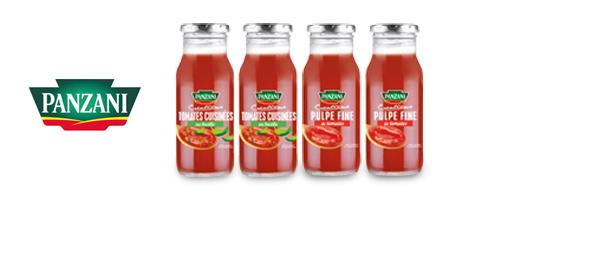 Les Sauces Panzani Créations