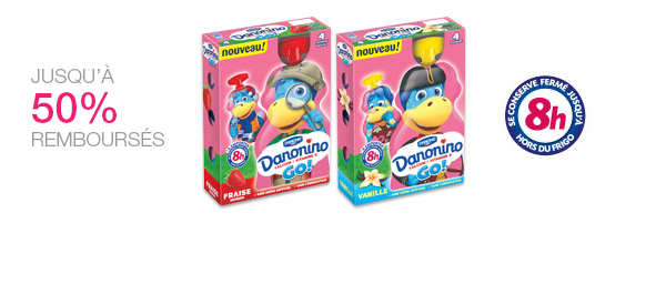 Danonino GO !