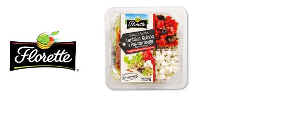 Salade Repas Florette