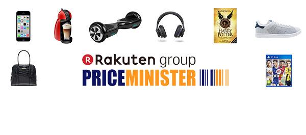 PriceMinister Achat - Vente