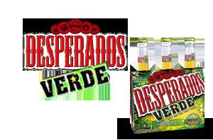 Nouvelle Desperados Verde