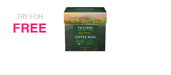 Rich Italian Coffee Bags 10pack