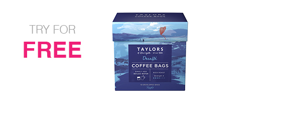 Decaffé Coffee Bags 10pack