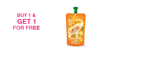 Nurture Fruity Water+ Orange & Pineapple